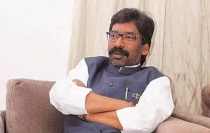 Jharkhand CM rewards 27 athletes with appointment letters for government jobs