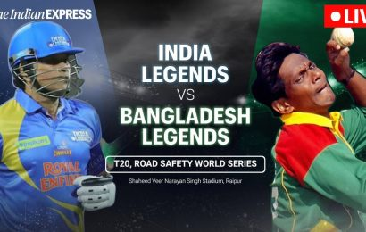 Road Safety World Series 2021, India Legends vs Bangladesh Legends Live Score: Tournament begins