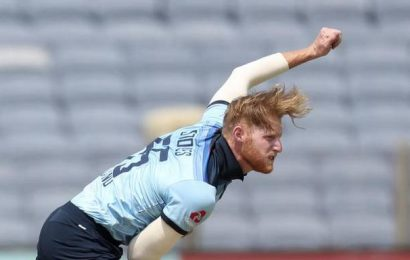 Ind vs Eng 2nd ODI | Stokes uses saliva on ball, gets warning from on-field umpires