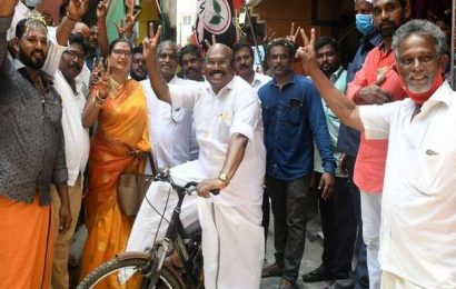 TN Assembly elections   Amma has trained us well to face elections, says Jayakumar