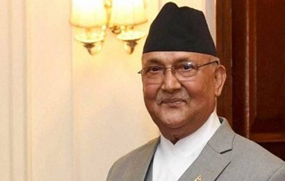 NCP-UML leaders call on party workers to oppose 'dictator' Oli
