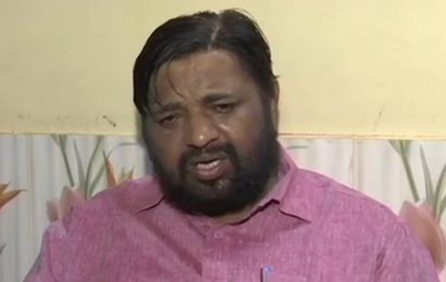 BJP MP Kaushal Kishore's son shot at in Lucknow; cops claim attack staged