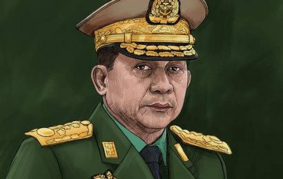 Min Aung Hlaing | The man behind the coup