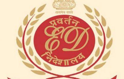 ED attaches assets worth ₹65.75 crore in Naresh Jain case