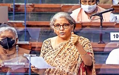 Lok Sabha nod to finance, infra funding Bills