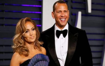 J-Rod continues: Jennifer Lopez, Alex Rodriguez say they're still together
