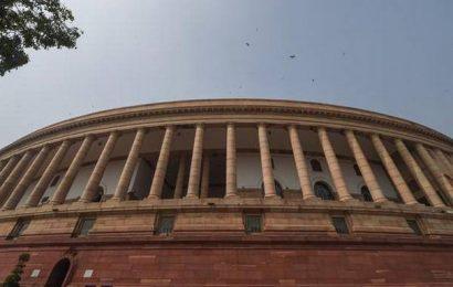 Parliament proceedings live   Rajya Sabha adjourned till 11 a.m.