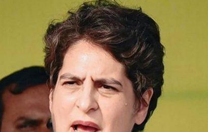 Congress will always stand by farmers, says Priyanka Gandhi