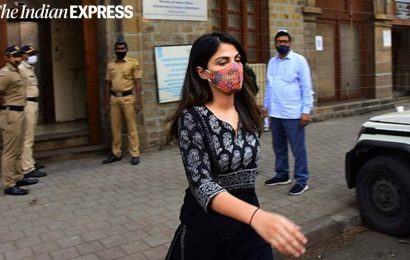 NCB chargesheet damp squib, will have the last laugh: Rhea Chakraborty's lawyer