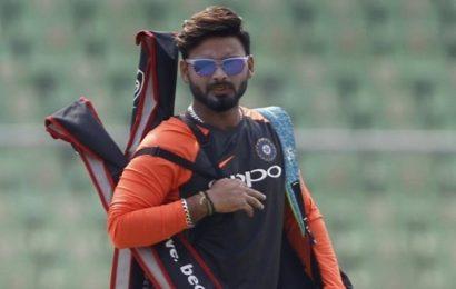 Rishabh Pant can be potential India captain in near future: Azharuddin