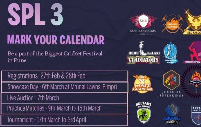 In celebration of 'Sindhi oneness': Sindhi Premier League Season-3 to be played from March 16