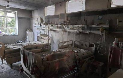 Fire breaks out in ICU ward of Delhi's Safdurjung Hospital