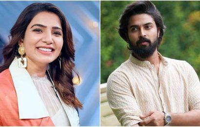 Shaakuntalam: Samantha Akkineni finds her 'Prince Charming' in Dev Mohan
