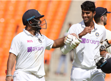 Ton-up Rishabh Pant, Washington Sundar take India to 294-7 on Day 2 of 4th Test against England