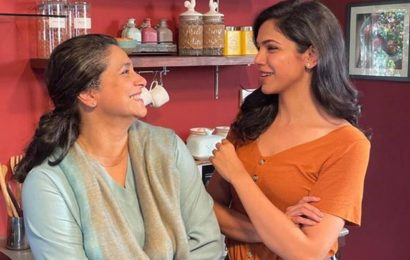 Shriya Pilgaonkar pays tribute to her mother Supriya on Women's Day: Proud to have her as my role model