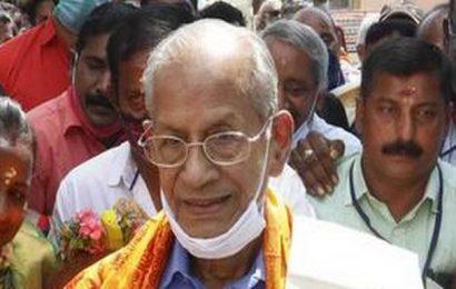 BJP can transform Kerala to its original glory: 'Metro Man' Sreedharan