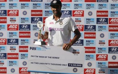 Ind vs Eng | In sticky situations, somebody stood up for us, says Ashwin
