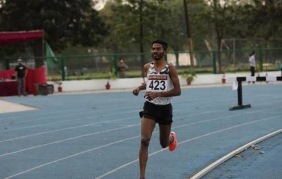 Federation Cup | Sable betters his own National steeplechase record