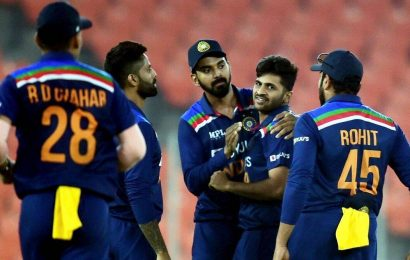 IND vs ENG 4th T20I: A winning script, made in Mumbai