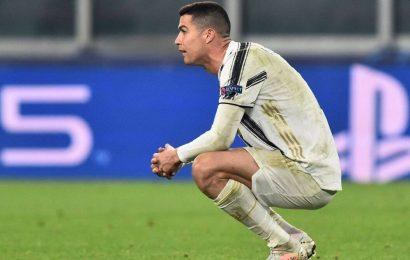 Cristiano Ronaldo after Juventus' UCL exit: 'True champions never break!'