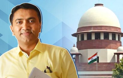 Pulling up Goa govt, Supreme Court says govt officials can't be appointed SECs