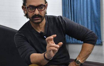 Aamir Khan quits social media