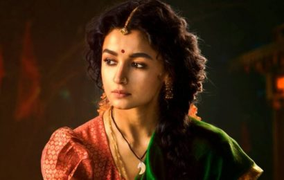 RRR: Alia Bhatt is a 'strong-willed' Sita in first look from SS Rajamouli's film