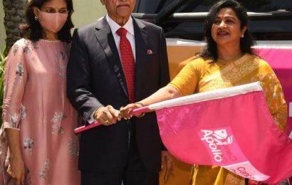 Apollo Hospitals launches cancer awareness programme