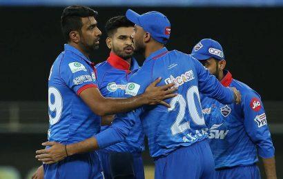 IPL 2021: Delhi Capitals' Ashwin, Axar, Woakes join squad in Mumbai
