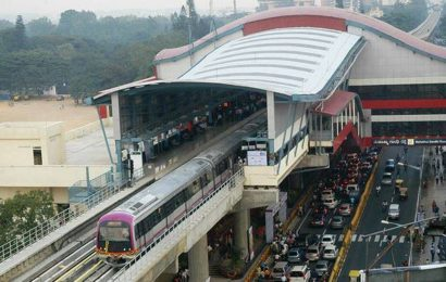 Over 67% work of Ahmedabad's Metro Phase 1 completed