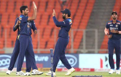 ICC Rankings: Bhuvneshwar Kumar gains nine places after spectacular return