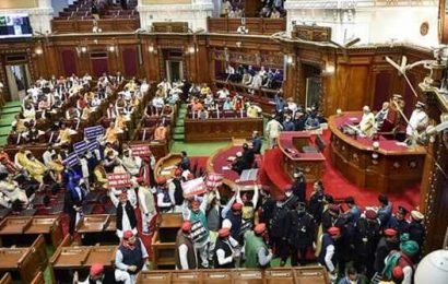 Oppn questions last minute passing of bills, UP Assembly adjourned sine die a week ahead of schedule