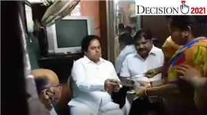 TN polls: AIADMK in soup again as alleged video of cadre handing out cash for votes goes viral