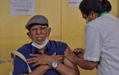 1.90 crore COVID-19 vaccine doses given: Health Ministry