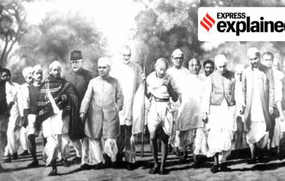 Explained: What was the significance of Mahatma Gandhi's Dandi March?