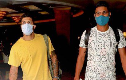 Delhi Capitals players assemble in Mumbai for quarantine ahead of IPL