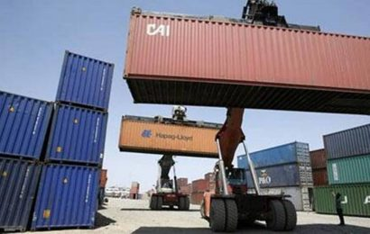 Exports slip into negative zone in Feb as core shipments slow