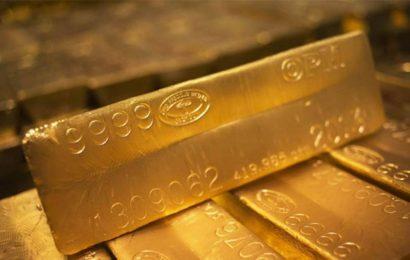 Gold imports slip 3.3% in April-February