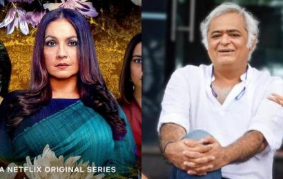 Hansal Mehta reacts as NCPCR asks Netflix to stop streaming Bombay Begums: 'Do they spend all their time watching OTT shows?'