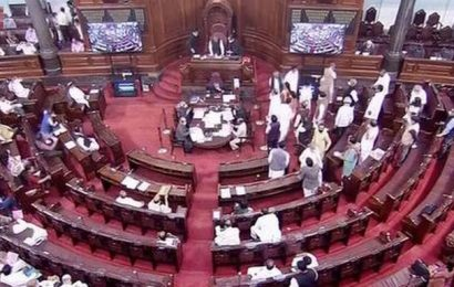 Election to three Rajya Sabha seats from Kerala on April 12