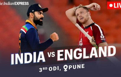 India vs England 3rd ODI Live Cricket Score Updates: Run-fest on cards in series decider