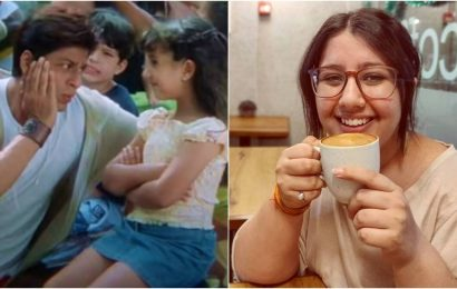 SRK's Kal Ho Naa Ho co-star Jhanak Shukla is all grown up now, says she feels 'retired at the age of 25'