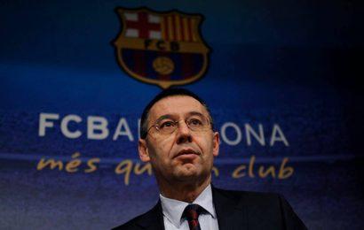 Camp Nou raid: Ex-Barcelona president Bartomeu reportedly arrested
