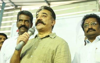 TN: Kamal Haasan's party to contest from 154 Assembly segments