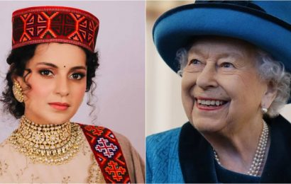 Kangana Ranaut reacts on Royal family controversy, says 'people gossiped on one sided story'