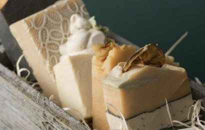 Loaded with moisture, goat milk is being used in skincare products
