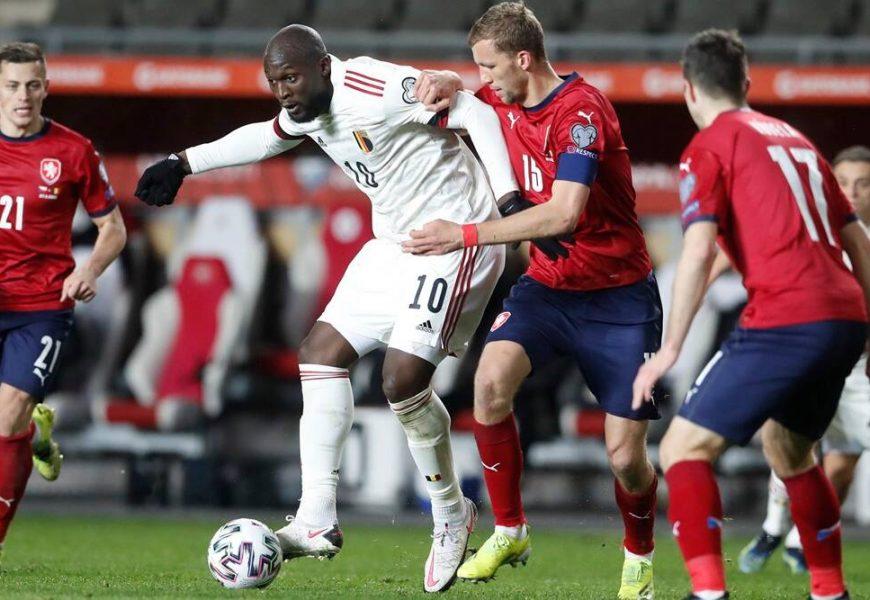 Lukaku to rescue as Belgium salvages draw vs Czech Republic