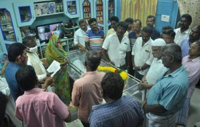 Kalam's elder brother laid to rest
