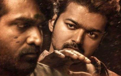 Vijay and Vijay Sethupathi's bromance in Master's never-seen-before BTS video is unmissable