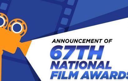 67th National Film Awards LIVE UPDATES
